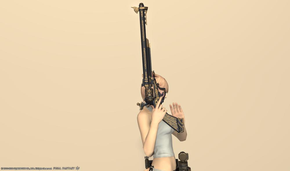 グブラ機工士武器抜刀サイド