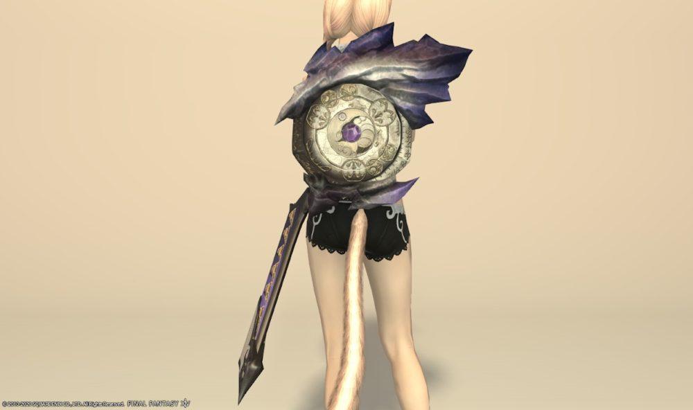 ダイアウルフヒラ占星武器