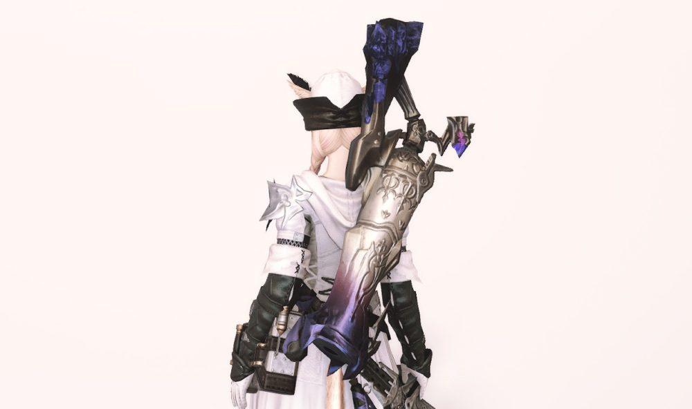 ダイアウルフレンジャー機工士武器合わせ納刀