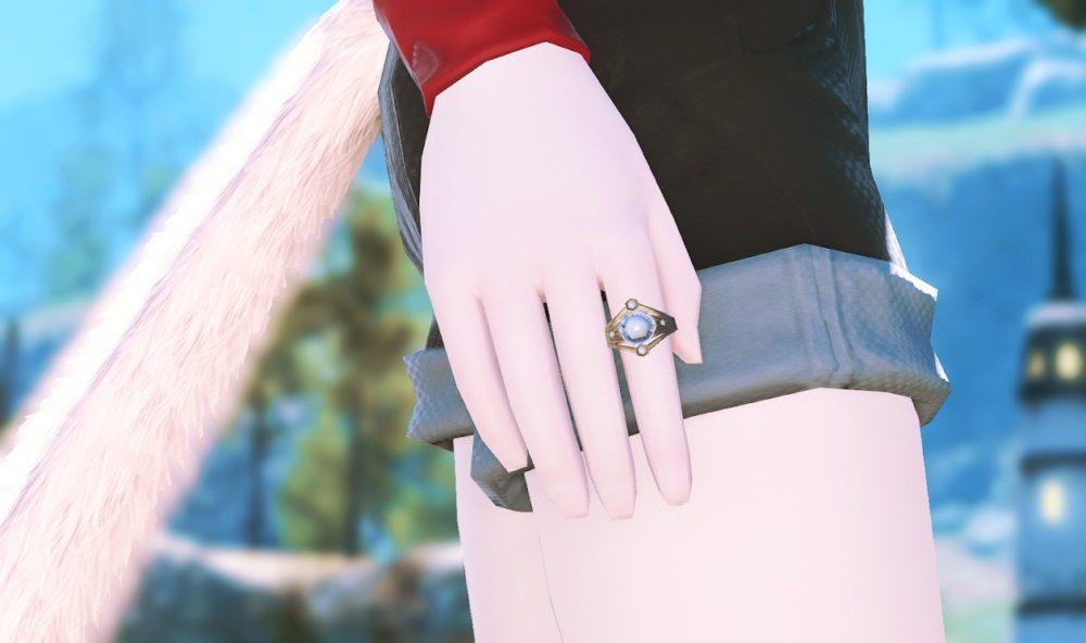 ミラプリ30指輪