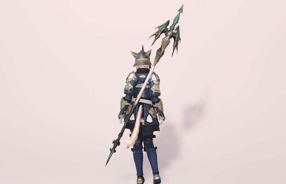 ウォーウルフスレイヤー竜騎士武器合わせ