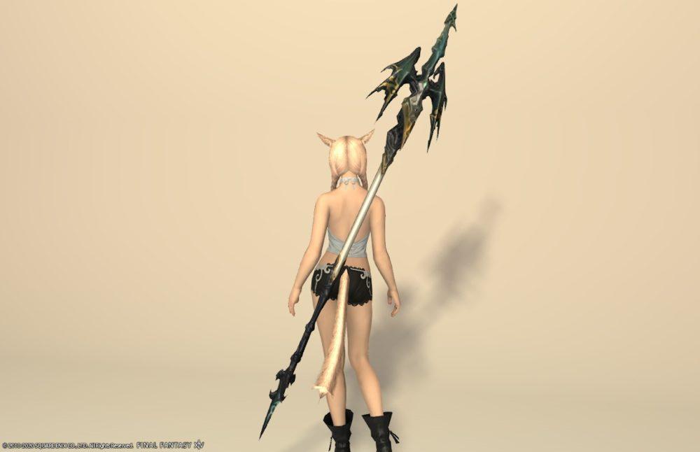 ウォーウルフスレイヤー竜騎士武器
