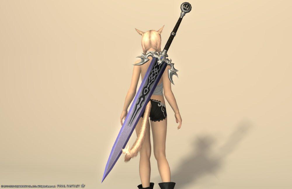 ウォーウルフディフェンダー暗黒騎士武器