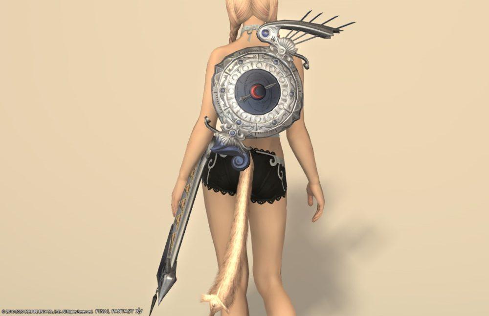 ウォーウルフヒラ占星術師武器