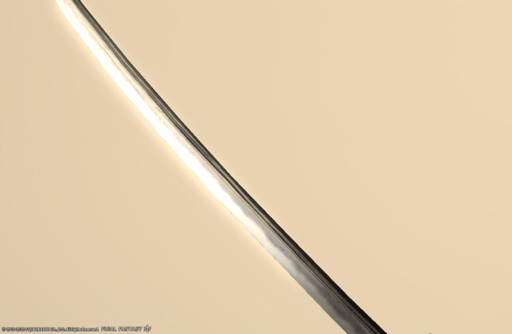 ゴーストバークストライカー侍武器刃
