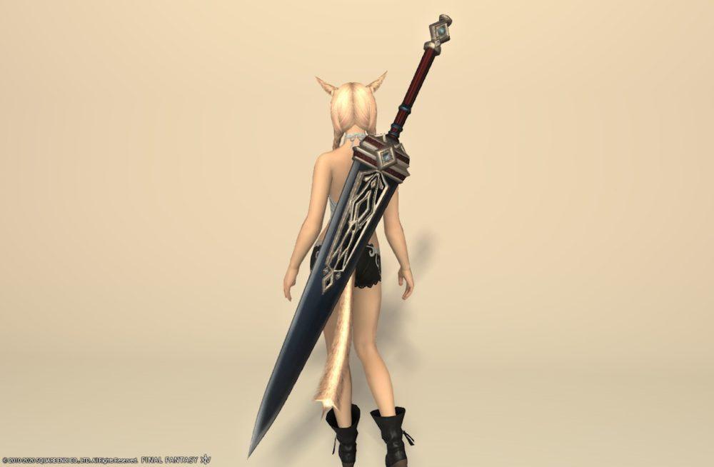 ゴーストバークディフェンダー暗黒騎士武器