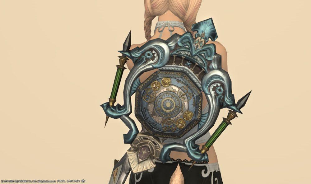 ゴーストバークヒーラー占星術師武器