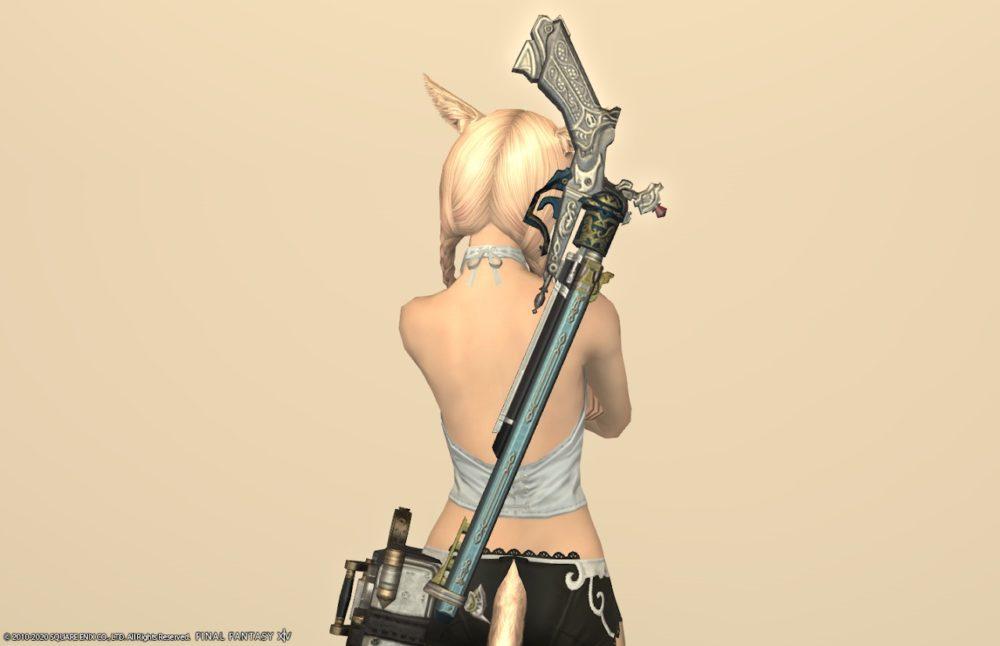 ゴーストバークレンジャー機工士武器