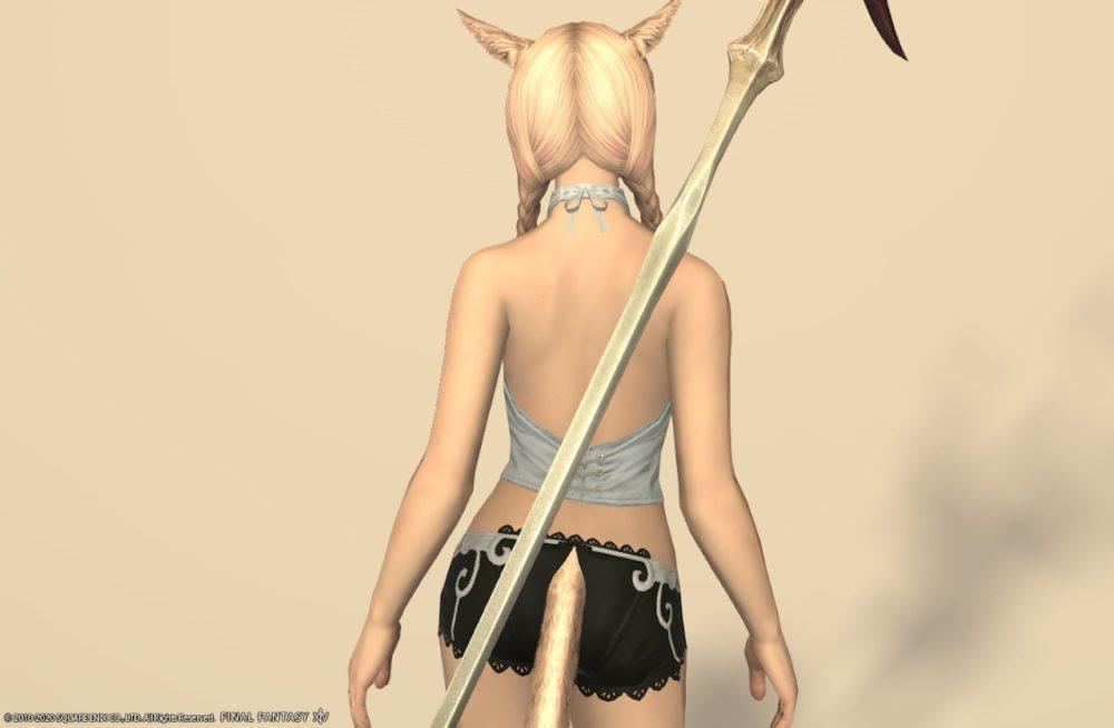 ダイアウルフスレイヤー竜騎士武器中部