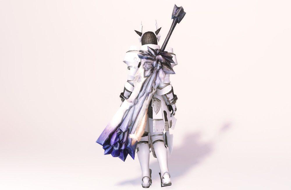 ダイアウルフディフェンダー暗黒騎士武器合わせ