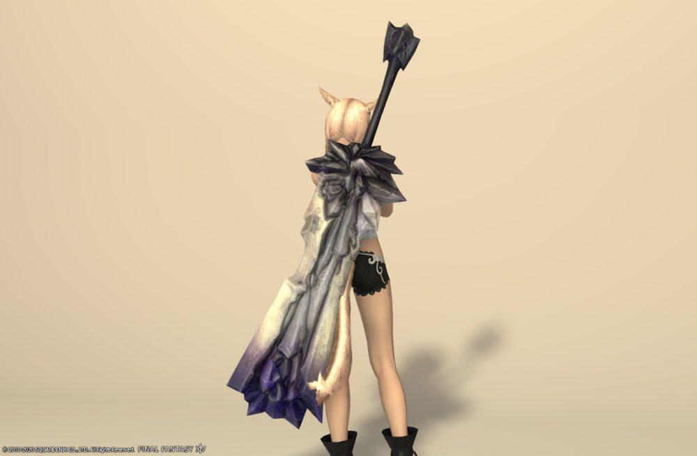 ダイアウルフディフェンダー暗黒騎士武器