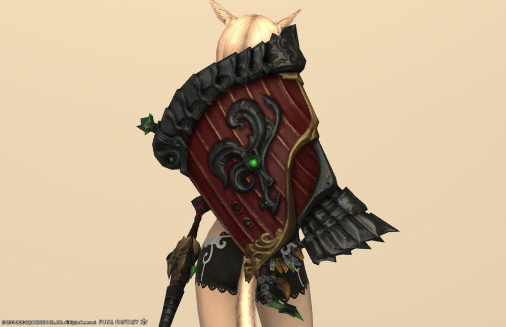 紫水宮ナイト武器盾