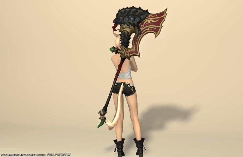 紫水宮戦士武器