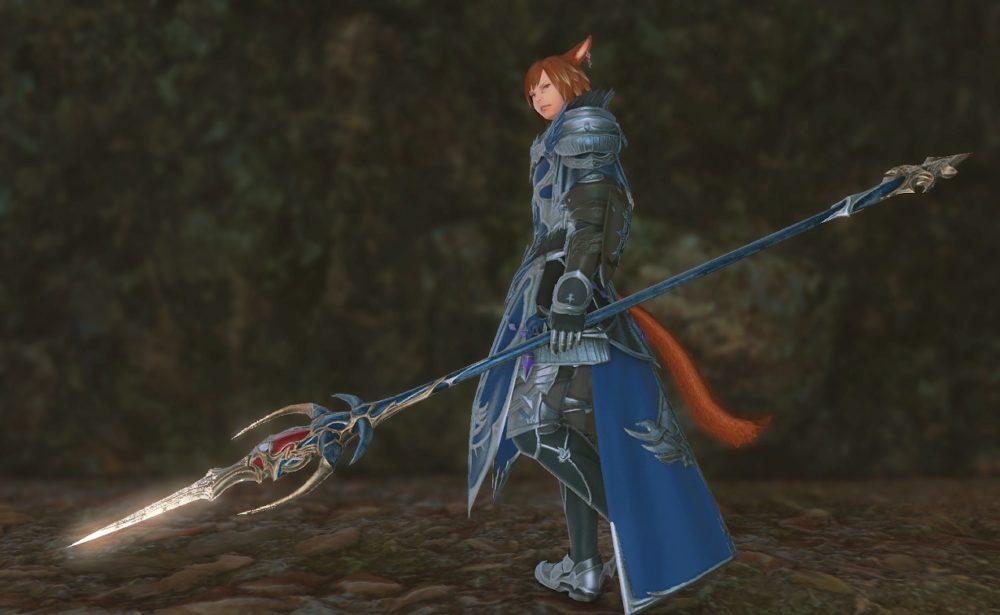 ウォーリアオブライト竜騎士武器
