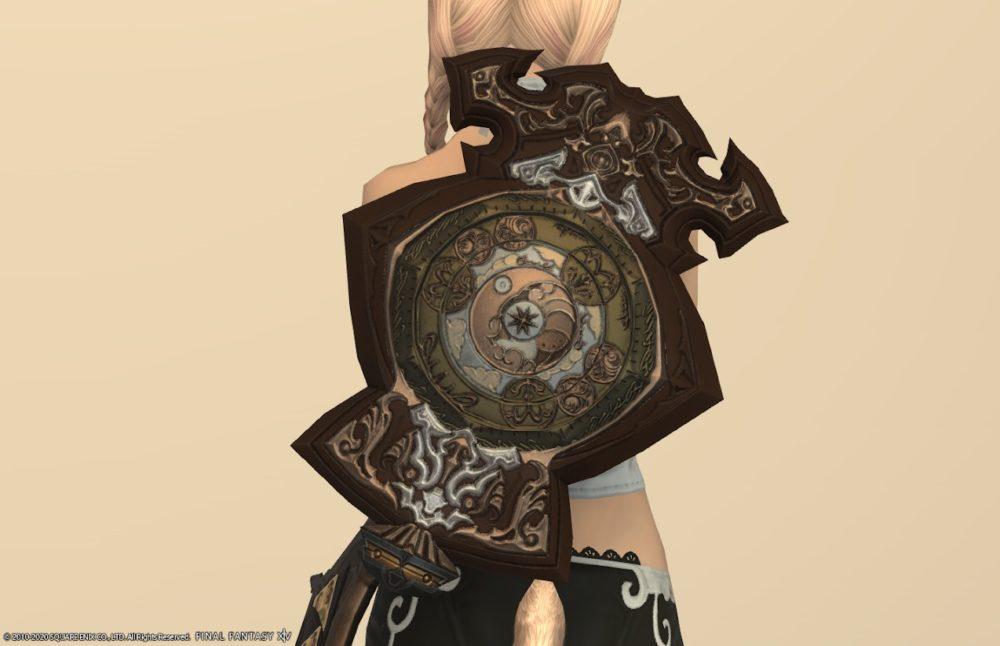 ノマドヒーラー占星術師武器納刀