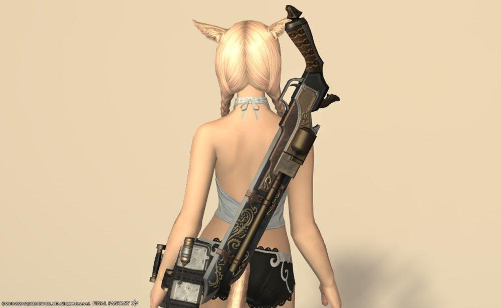 ノマドレンジャー機工士武器