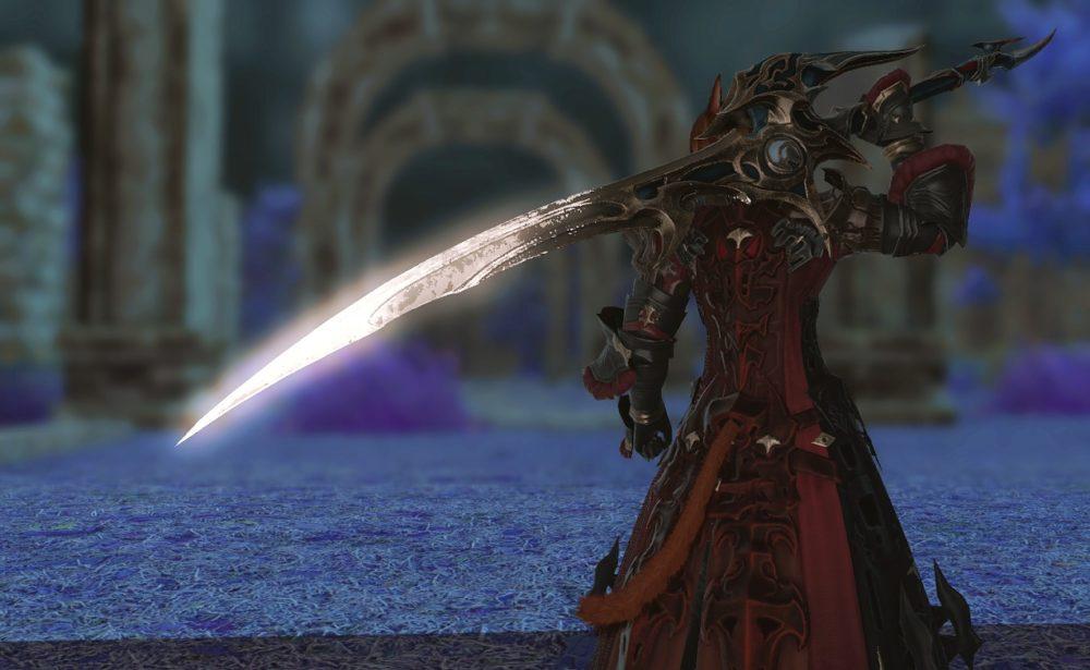 ウォーリアオブライト暗黒騎士武器