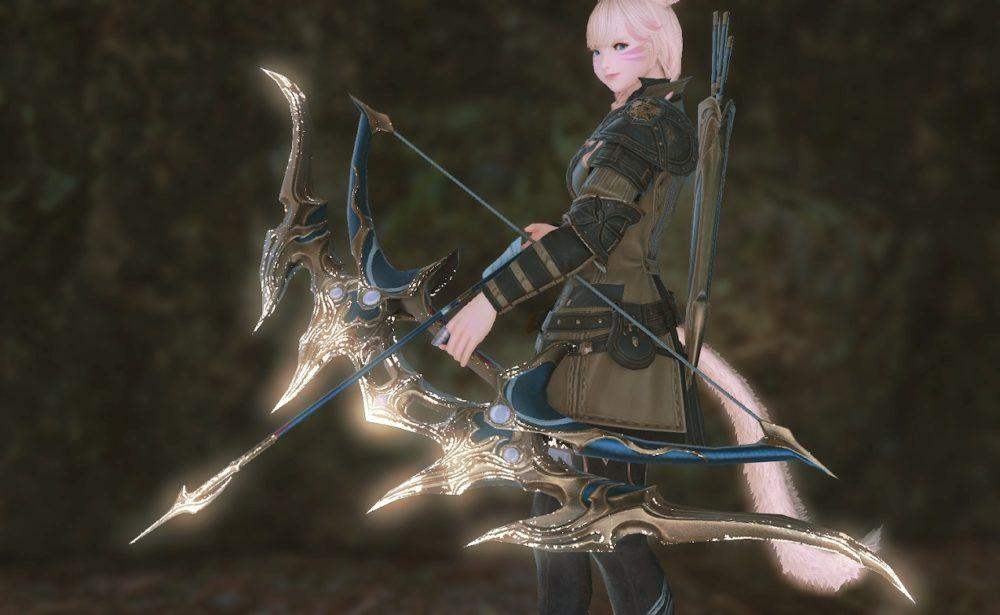 ウォーリアオブライト吟遊詩人武器