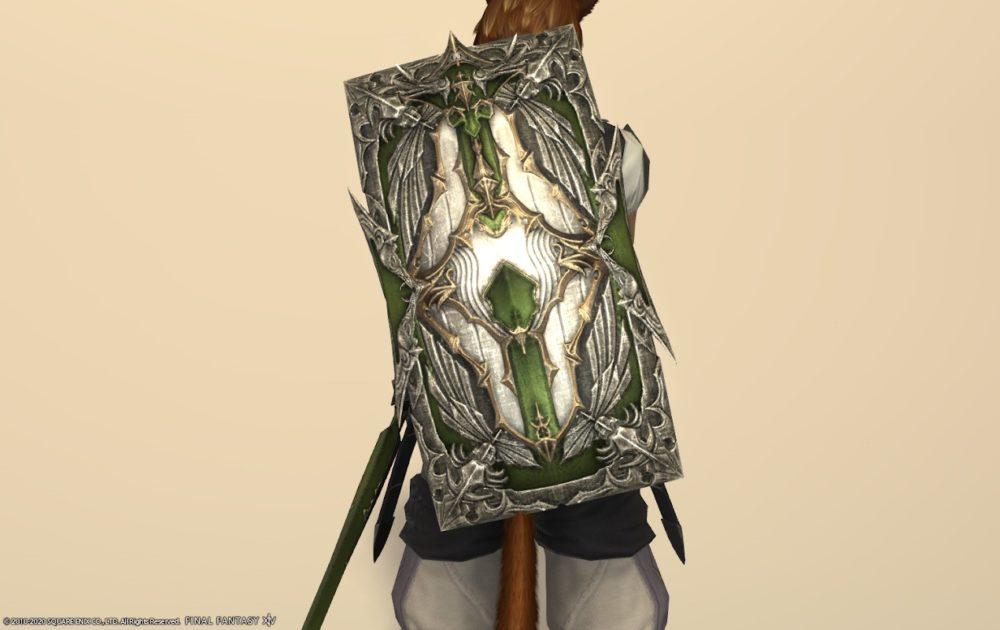 エデンナイト武器アップルグリーン盾