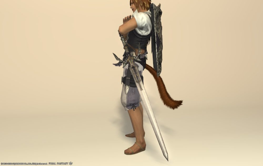 エデンナイト武器納刀剣