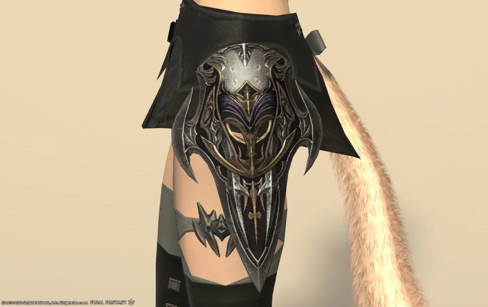 エデンモンク武器納刀