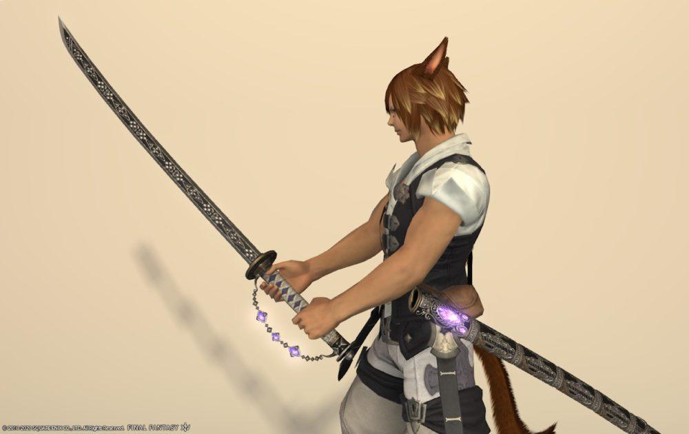 エデン侍武器抜刀