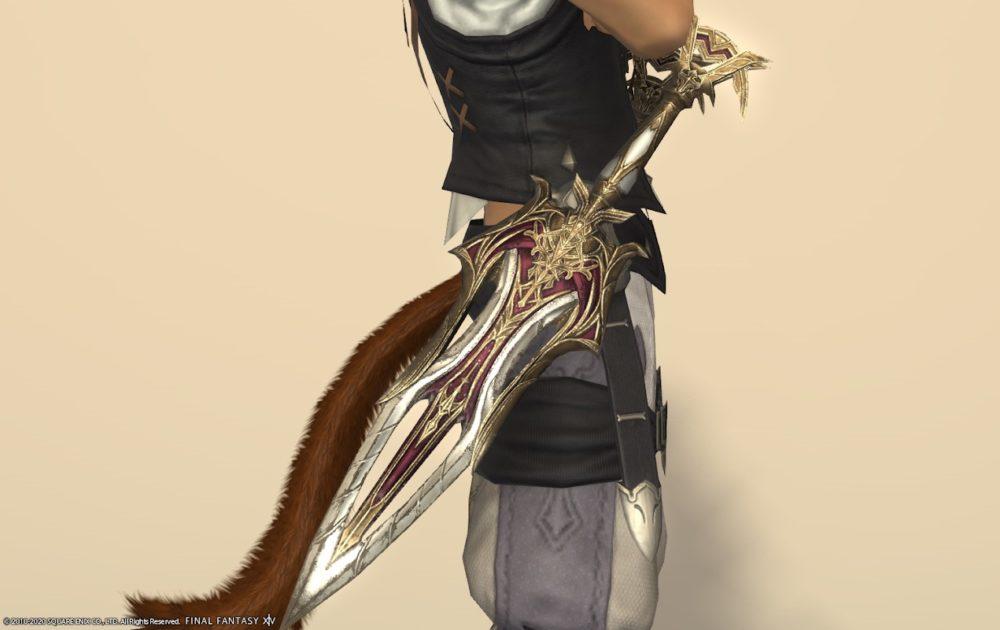エデン忍者武器ロランベリーレッド
