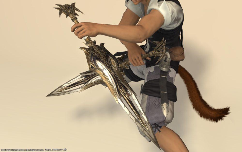 エデン忍者武器抜刀