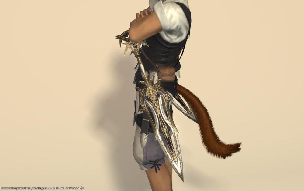 エデン忍者武器納刀
