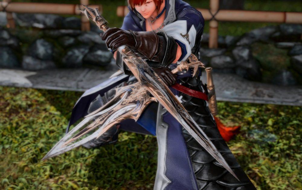 エデン忍者武器