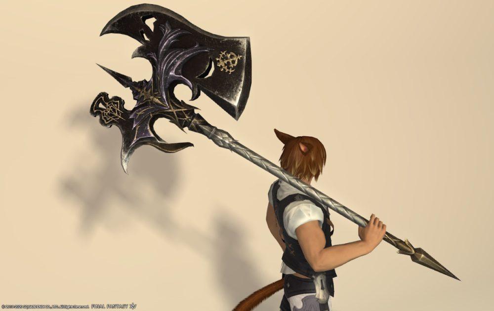 エデン戦士武器抜刀