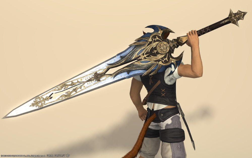 エデン暗黒武器ラプトルブルー